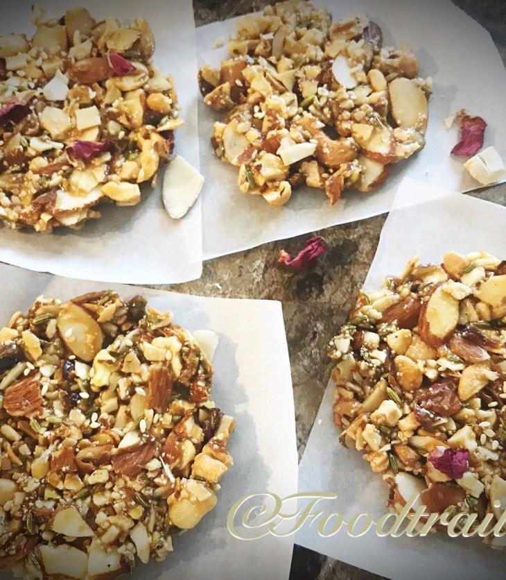 Mixed Nut Chiiki