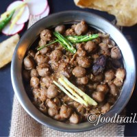 Pindi Chole(no-onion no-garlic)