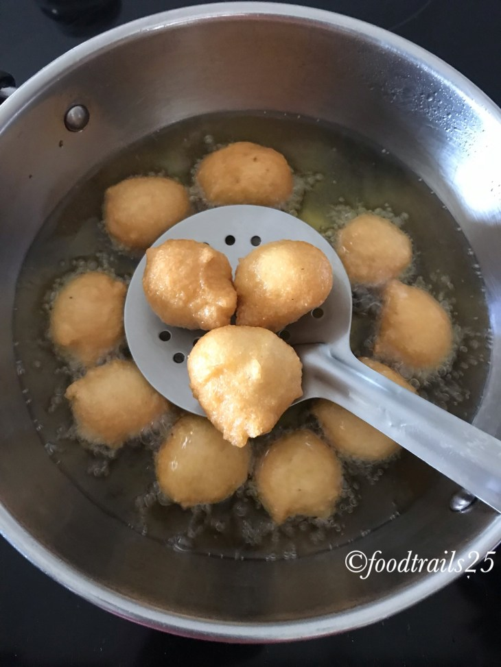 Fried vade