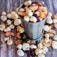 Makhana Namkeen(Fox Nut Trail Mix)