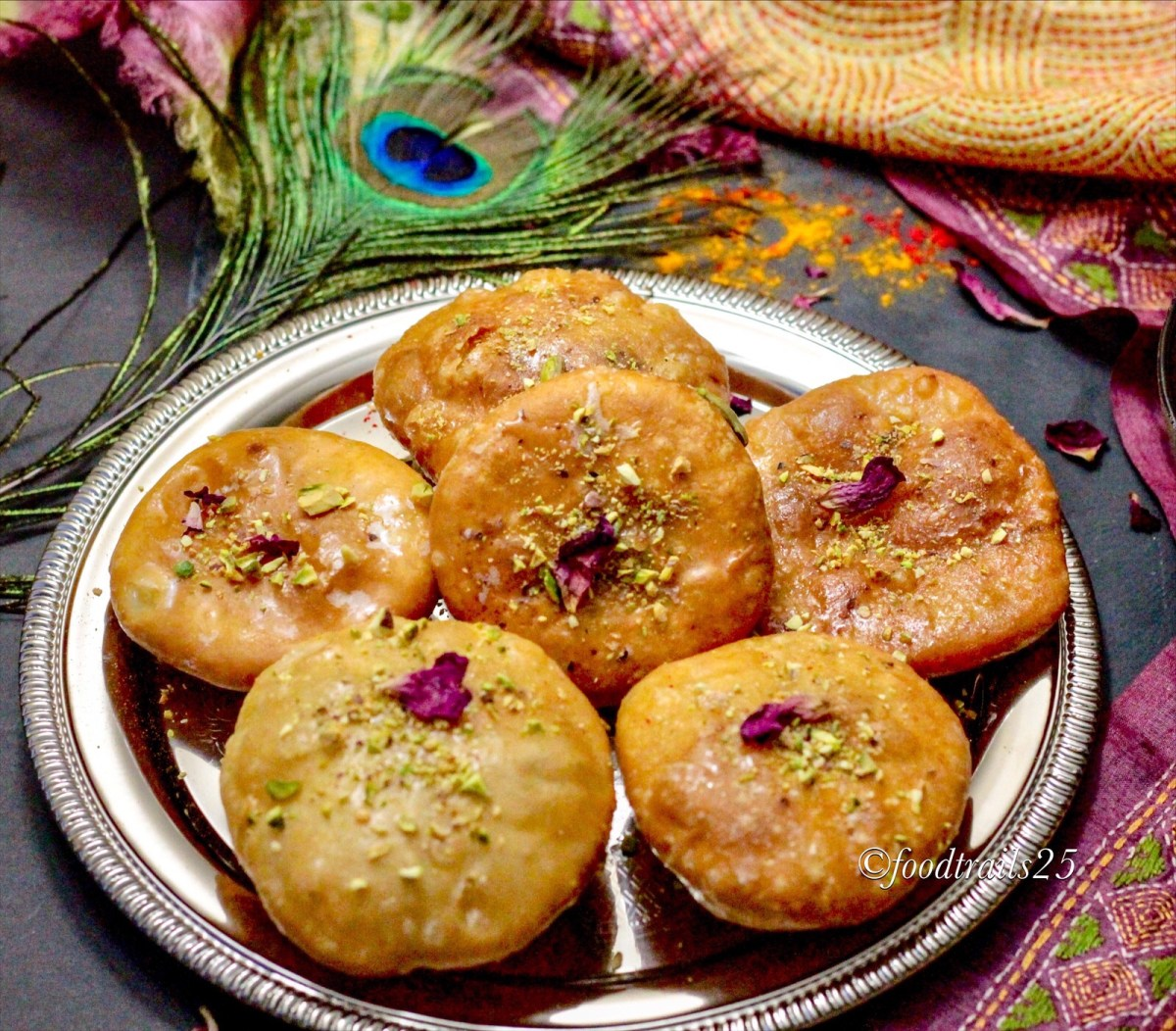 Mawa Kachoris
