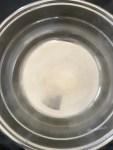 Add water to steamer