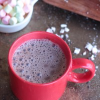 Hot Chocolate and DIY Hot Chocolate Mix