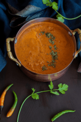 Basic Tikka Masala Base Sauce