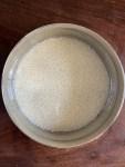 Soaked Sama Rice