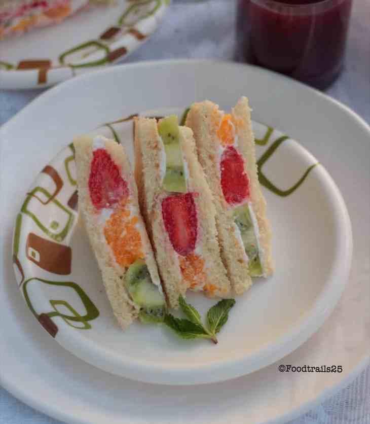 Fruit Sando