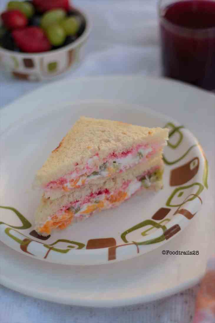 Fruit Sandwich/Japanese Fruit Sandwich