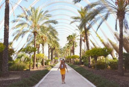 Zien en doen in Valencia: de futuristische Stad van Kunst en Wetenschap
