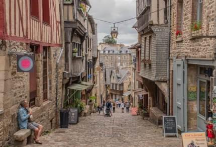 De mooiste steden en dorpen in Bretagne