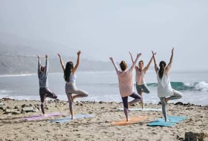 Beginnen met yoga voor thuis