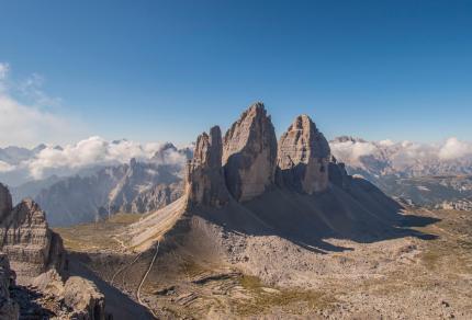 De mooiste plekken in de Dolomieten, bergtoppen en meren