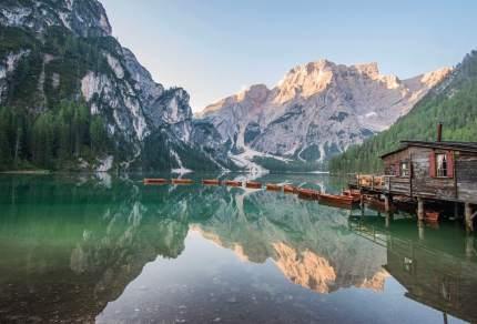 De mooiste meren in de Dolomieten