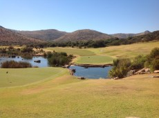 Lost City Golf Course in Sun City