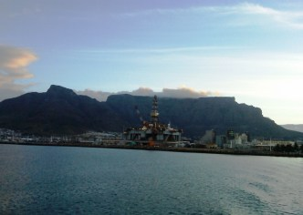 Cape Town Boat Cruise