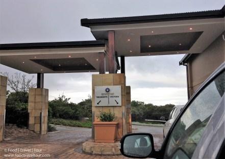 Pinnacle Point (main gate)