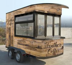 coffee concession trailer