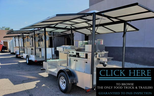 Food Trucks For Sale Near Me >> Food Truck Builders Of Phoenix