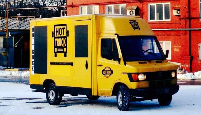Фудтрак Hot Truck.
