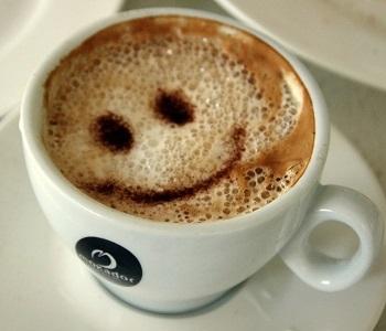 Чашка кофе от Мороженное и кофе.