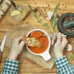 Суп от фудтрака Горячо.