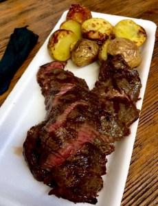 Фудтрак Steak me Truck 3.