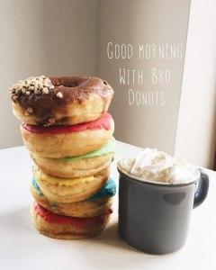 Donuts и кофе