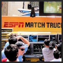 ESPN Food Truck