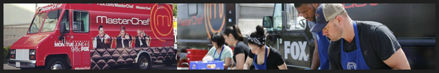 Master Chef Food Truck Promotion