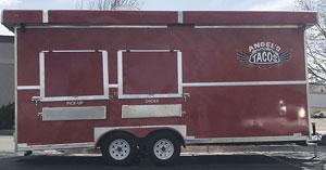 Pocatello Food Trucks Angel's Tacos Food Truck