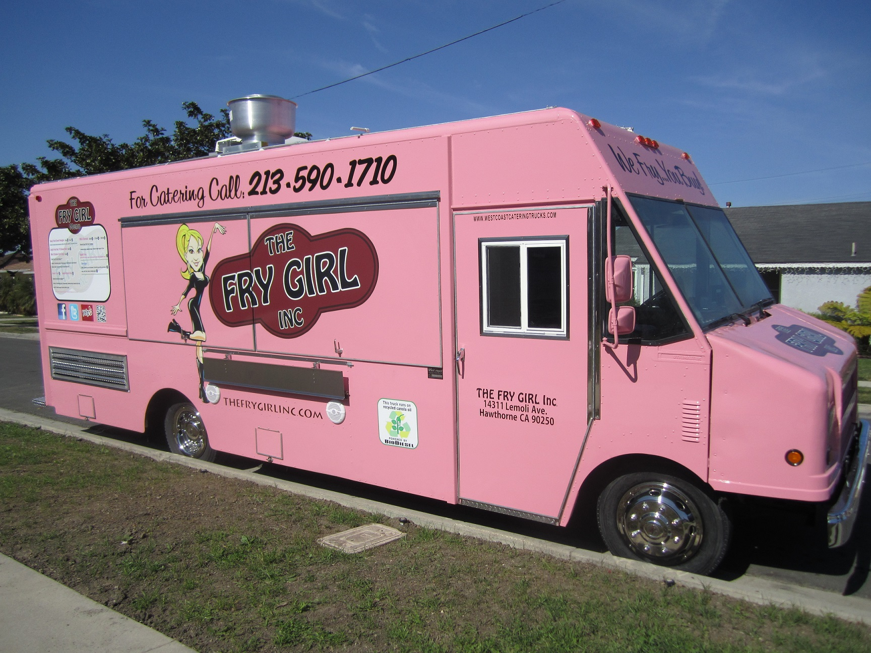 Donut Food Truck For Sale