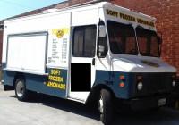 dessert truck for sale