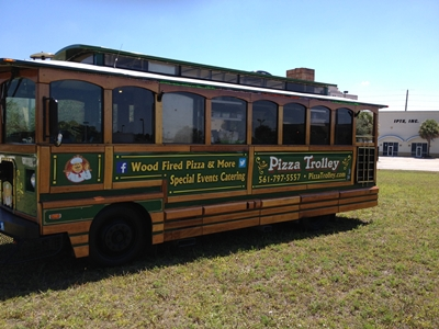 pizza trolley for sale