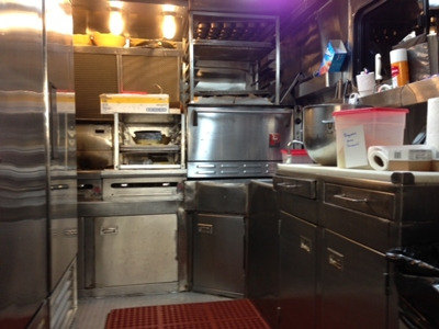 Tractor Trailer Food Truck For Sale 01