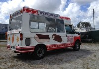 orlando ice cream truck for sale