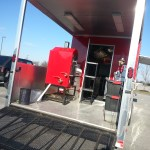 food trailer rear