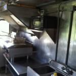 Food Truck Grill