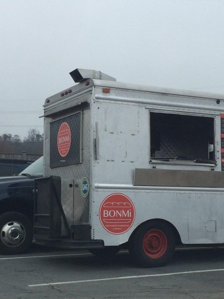 Food Truck Rear