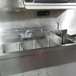 Sinks Food Truck
