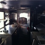 Pizza Trailer Kitchen