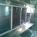Food Truck Windows