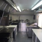 Food Truck Sale Interior