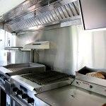 Custom Food Truck Kitchen