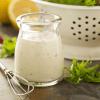 Einfaches Joghurt Dressing