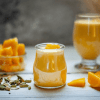 Low Carb Mango-Melonen-Smoothie