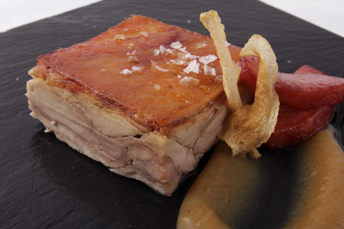 Boned suckling pig - foodVAC