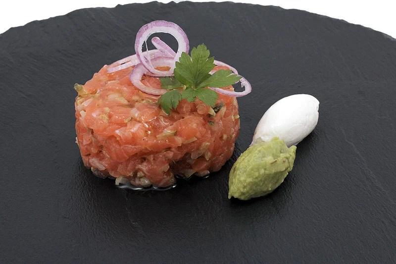 Salmon Tartarer foodVAC | Cuisine Sous-Vide Haut de Gamme