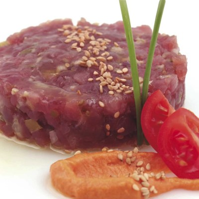 Tartar de Atún Quinta Gama para Alta Cocina - foodVAC