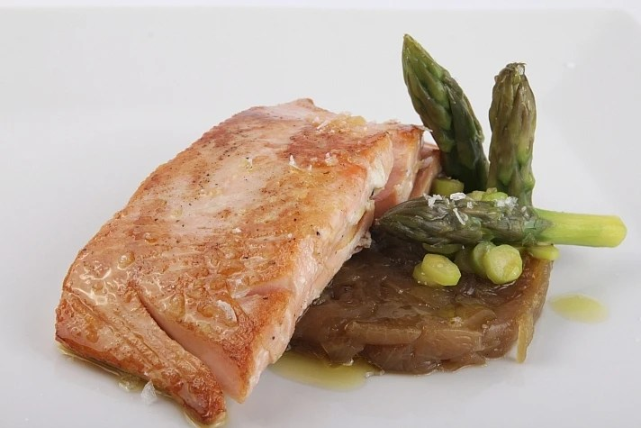 Salmon | Recipes Sous Vide Fine Food for Haute Cuisine