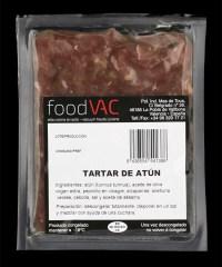 Tartar de atún foodVAC