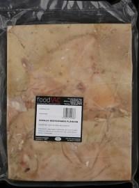 Terrina de codillo de cerdo deshuesado plancha foodVAC